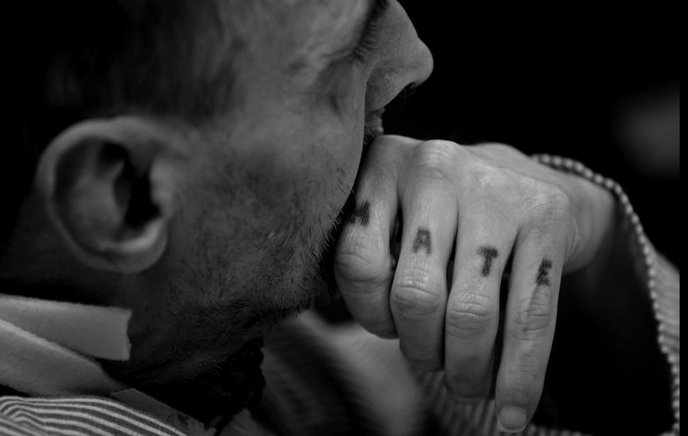 2. Джордж Тейлор, 59-летний заключенный, осужденный за убийство и страдающий от рака в хосписе калиф