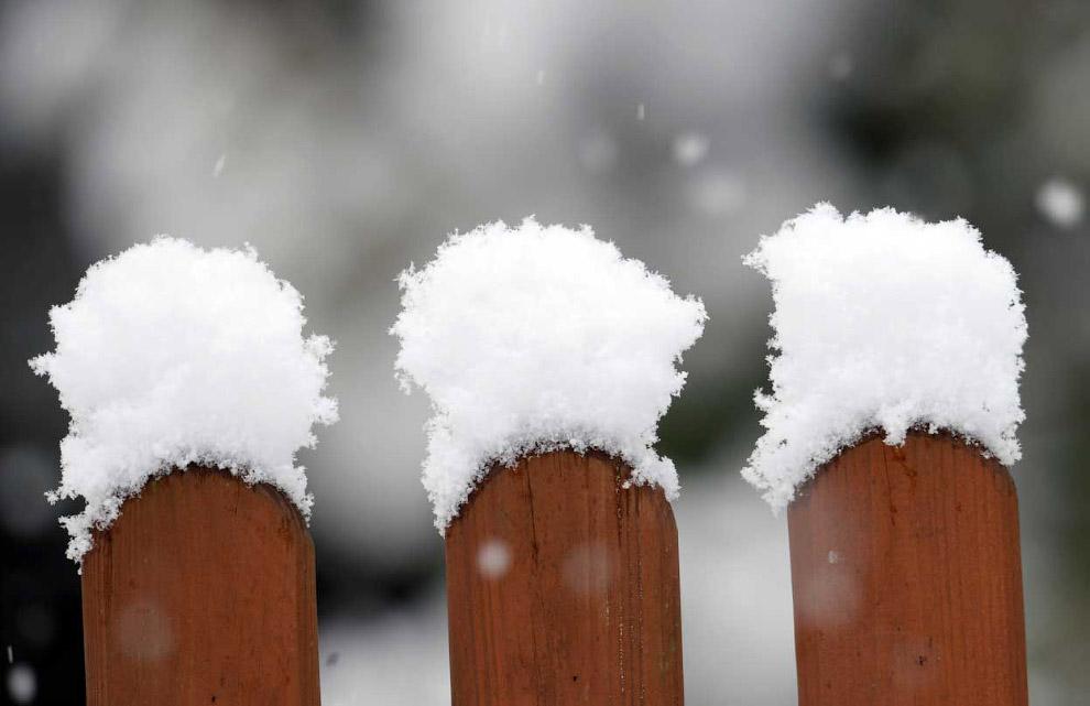 Самая высокая зимняя температура в Москве составляет +9.6 градусов по Цельсию. Она была отмечен