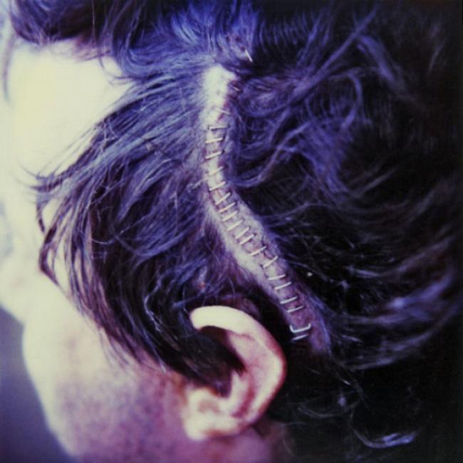 2июня 1997г.: Автопортрет Джейми Ливингстона