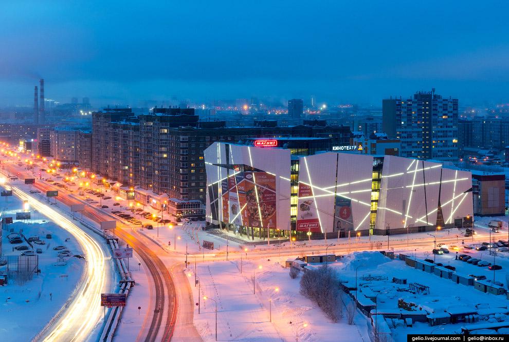 28. Улица Энергетиков.