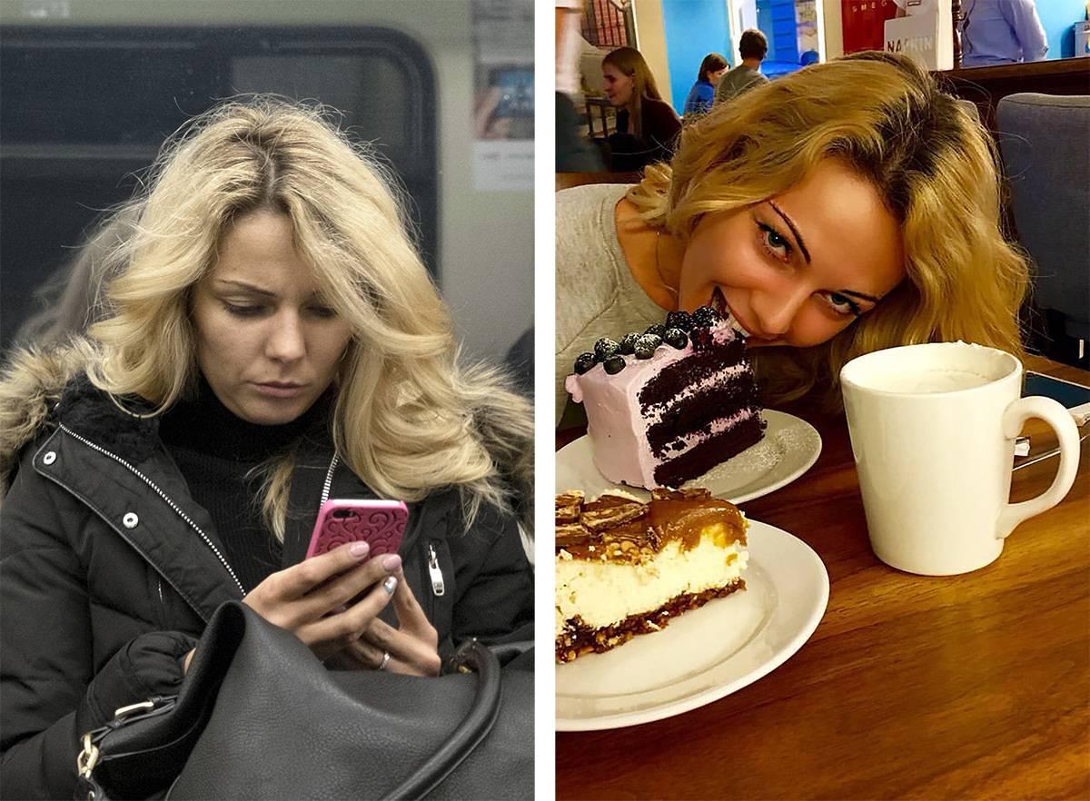 Будущее наступило: фотограф протестировал нейросетевой поиск людей во «ВКонтакте» на пассажирах московского метро
