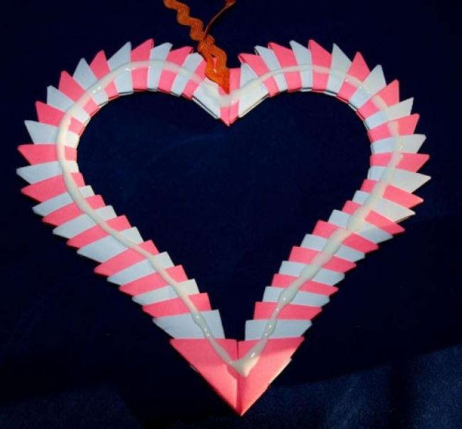 14моделей отмастеров 3D-оригами, которые можно повторить дома (14 фото)