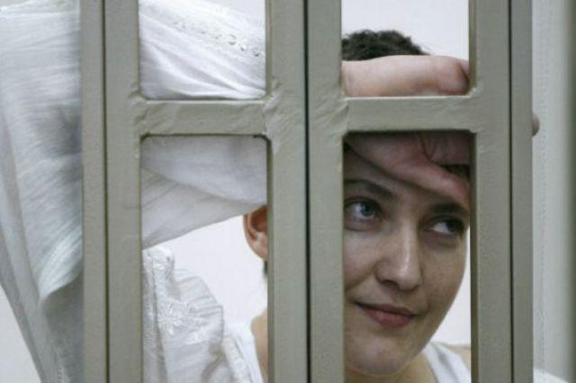 Юристы хотят удостоверить Савченко подать прошение опомиловании