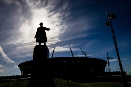 Есть воодушевление поповоду стадиона в северной столице — Алексей Сорокин