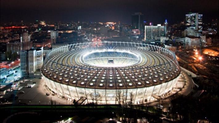 Киев примет заключительный матч Лиги чемпионов 2017/18