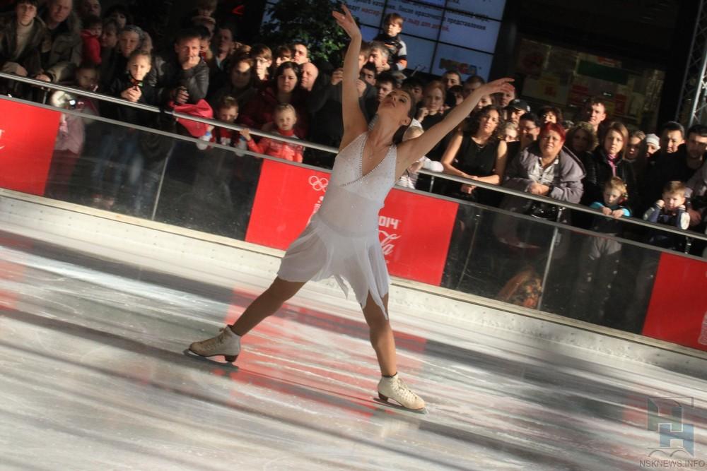 Крытый ледовый каток для школы фигурного катания построят вНовосибирске