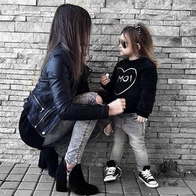 Как правильно ссориться с ребенком