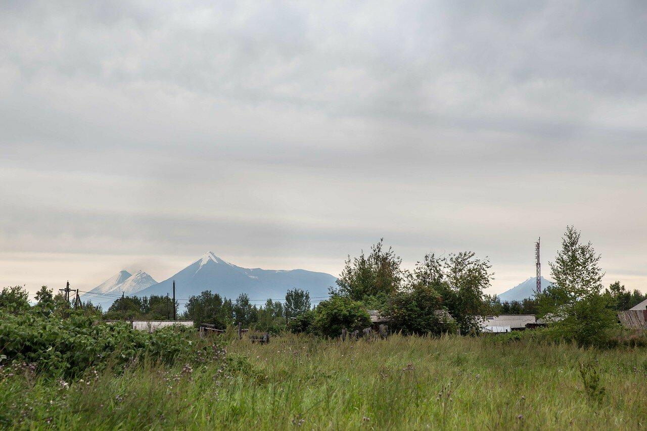 фотографии села атласово камчатский край данию