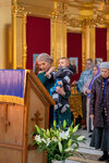 Благовещение Пресвятой Богородицы_Божественная литургия_2016