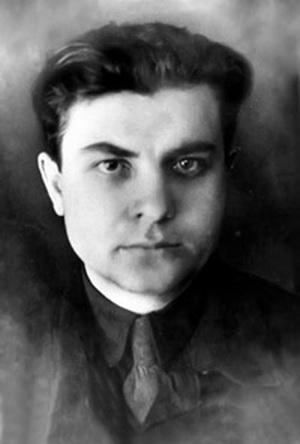 Николай Еремеевич Чернышев