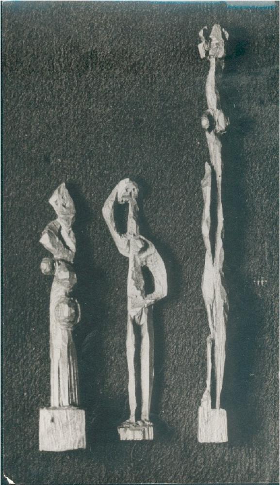 1932. Три персоны (Пикассо)