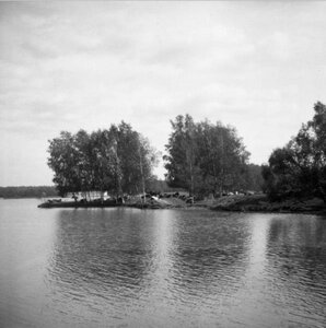 1904. Вешняки. Пруд