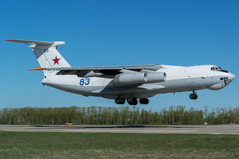 Ильюшин Ил-78М (RF-94288 / 83 синий) D807842_1400