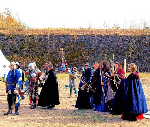 Отряд короля Артура