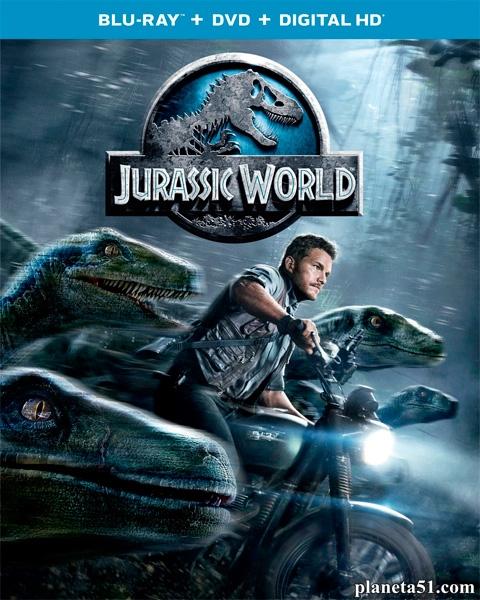 Мир Юрского периода / Jurassic World (2015/BDRip/HDRip/3D)