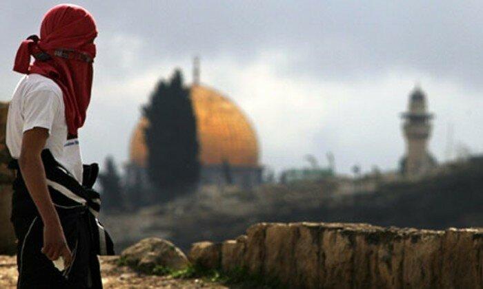 Прадавній край. Пекуча Палестина