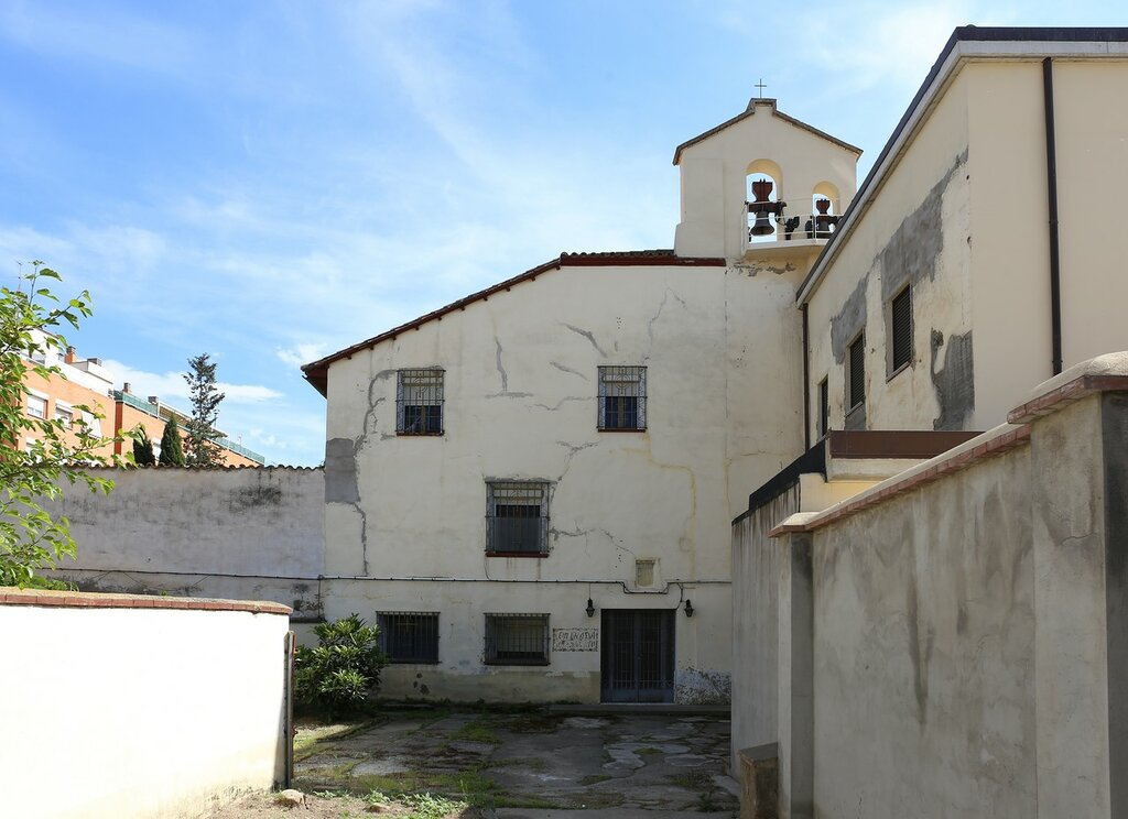 Real Monasterio de Santa Clara, Huesca
