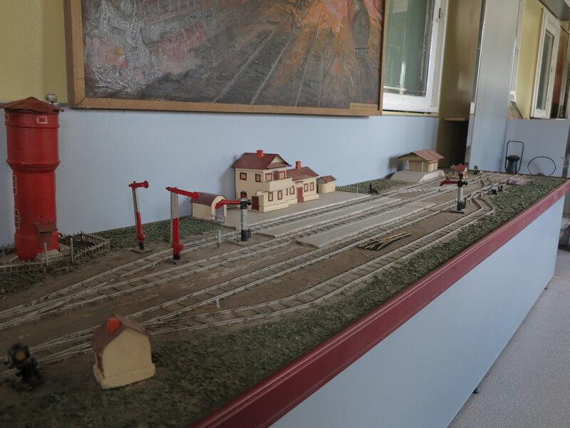 поезд-музей РЖД, Вокзальная улица, Белгород (3).JPG
