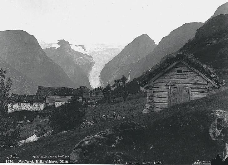 Норвегия: тогда и сейчас (16 фото)