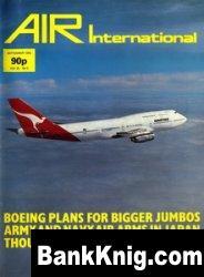 Журнал Air International  1985 №9  (v.29 n.3)