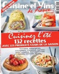 Журнал Cuisine et Vin de France Hors Serie №24 - 2012
