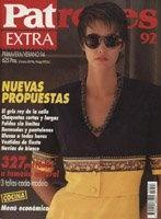 Журнал Patrones  092 1993  Extra