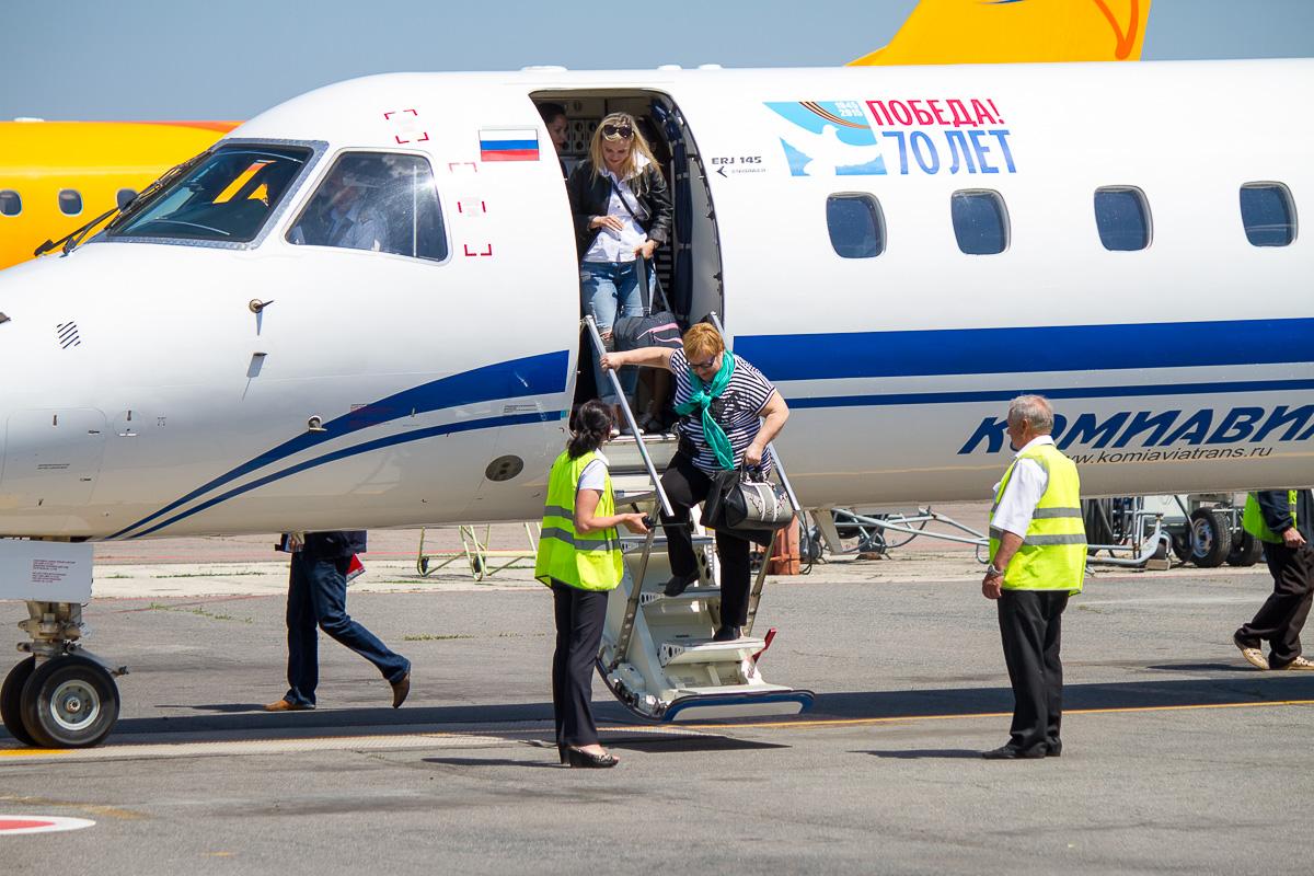 Первый рейс из Питера 7