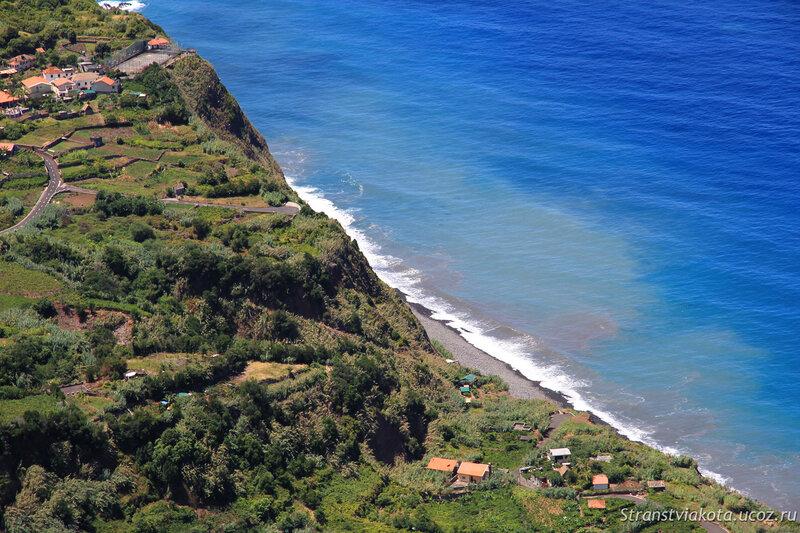 Мадейра, Смотровая Cabanes