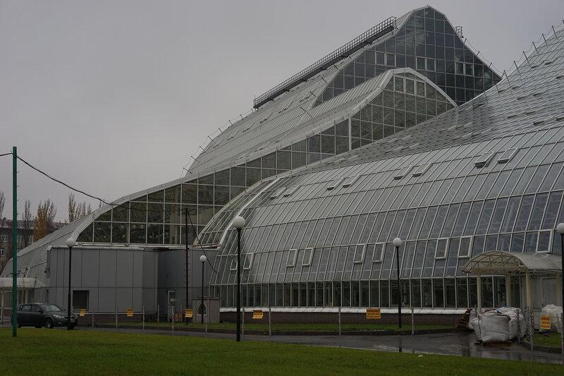 Главный Ботанический сад РАН (Москва)