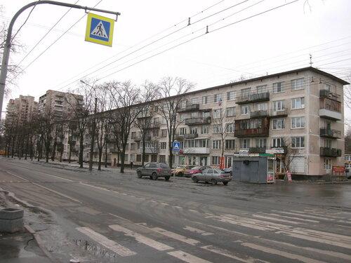 Будапештская ул. 40