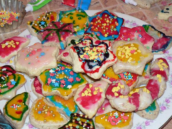 традиционное печенье