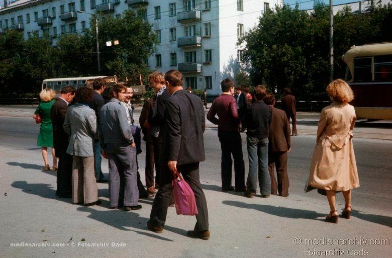 1980. Russland.  Russian Federation. Russische Föderation. Sibirien. Sibir. Siberia. Novosibirsk.