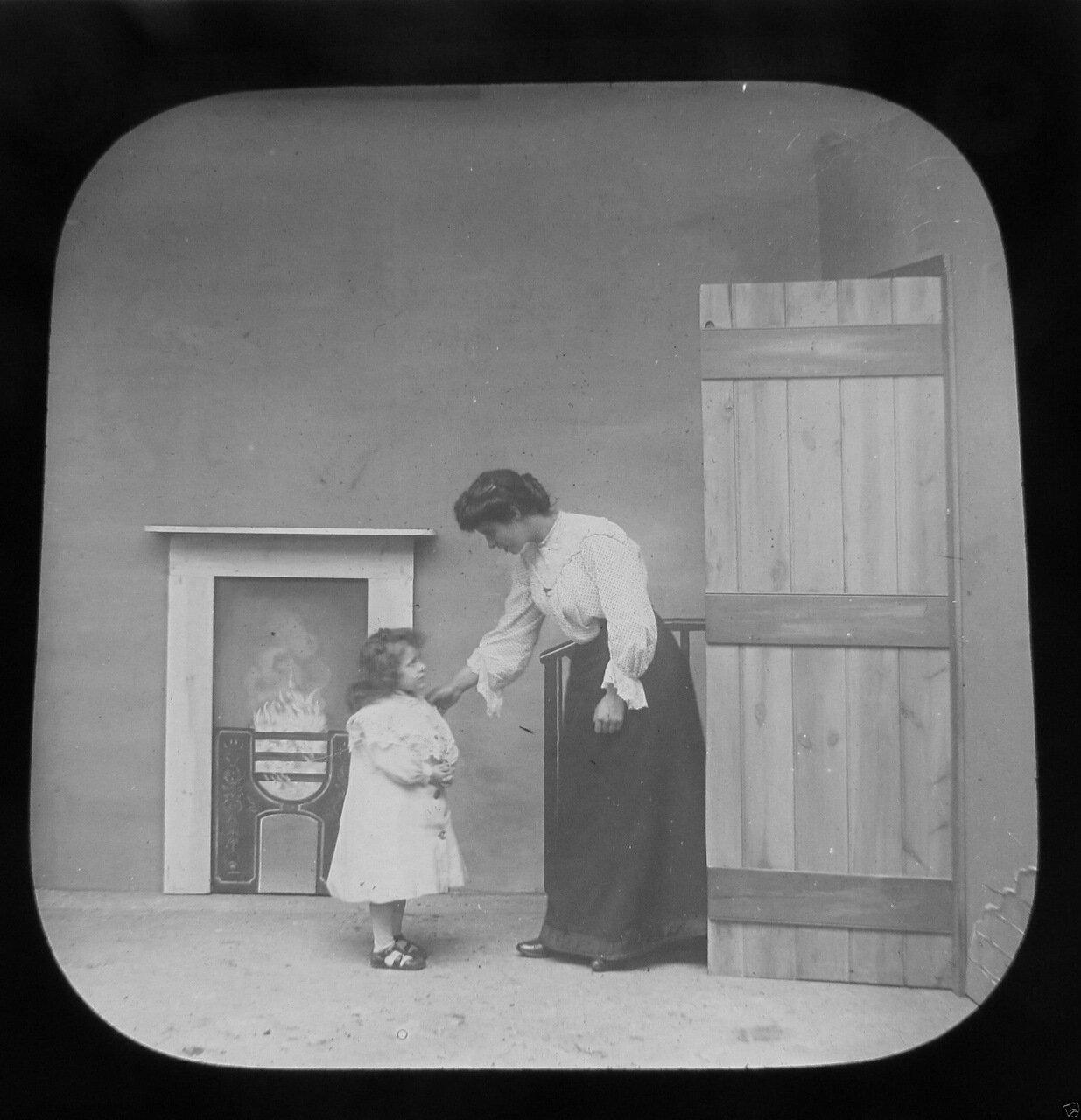 03. Джордж Мадден Мартин «Ангел многоквартирного дома». 1909