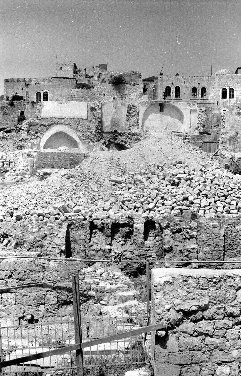 Руины в Старом городе