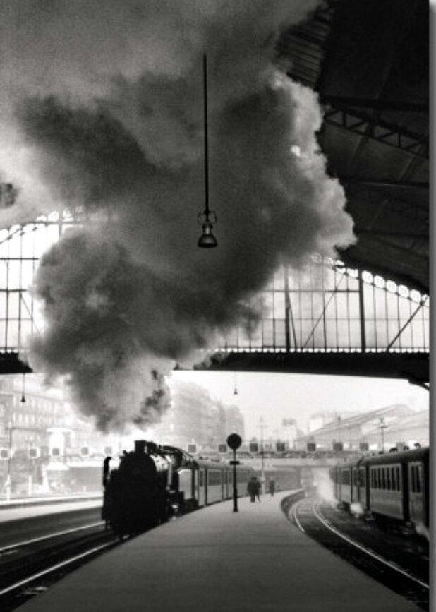 1958. Вокзал Сен-Лазар
