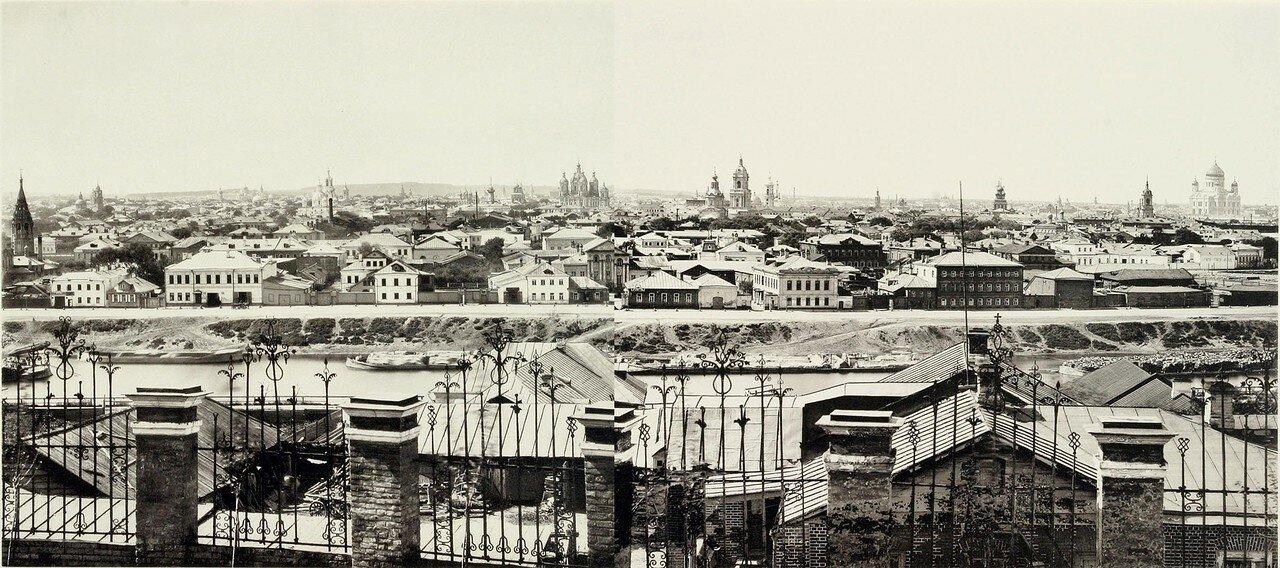 350. Панорама Замоскворечья