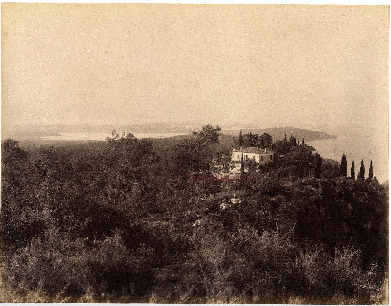 01. Панорама дворца