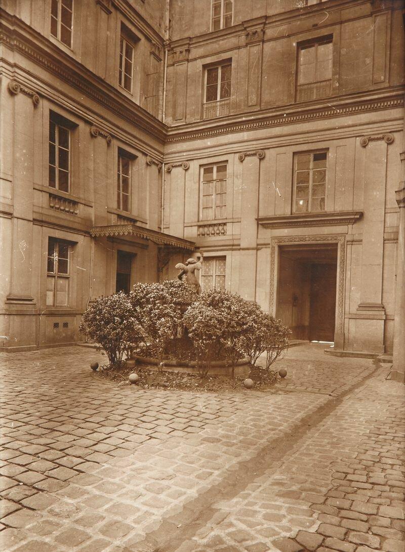 1915. Набережная Бетюн, 24