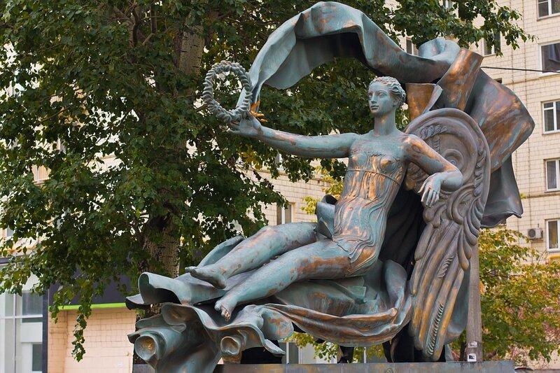 скульптурная композиция «Аллегория воздуха»