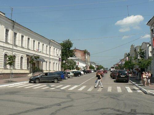 Главная улица Касимова
