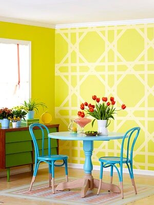 house decor - walls painting