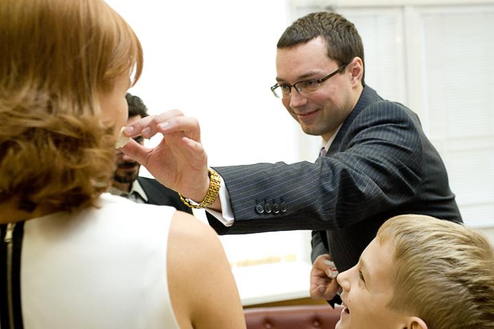 фотосъемка московской свадьбы