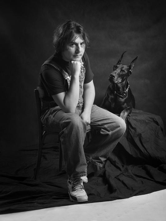 :) Парадный портрет. Работы фотографа Кузьмина в жанре СТУДИЙНАЯ ФОТОСЪЕМКА