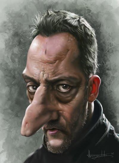 Карикатуры от Patrick Strogulski