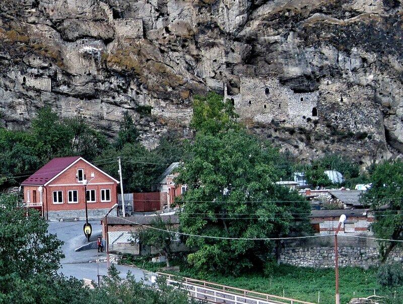 Дзивгиская крепость