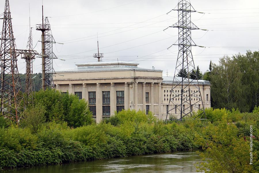 Электрическая подстанция (ПС) № 231 «Икша-1»