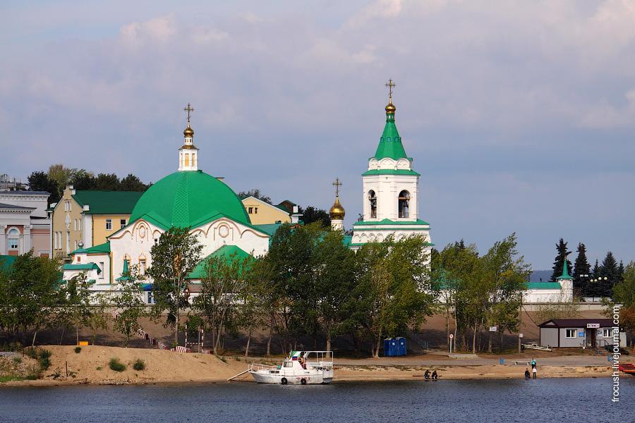 Свято - Троицкий мужской монастырь