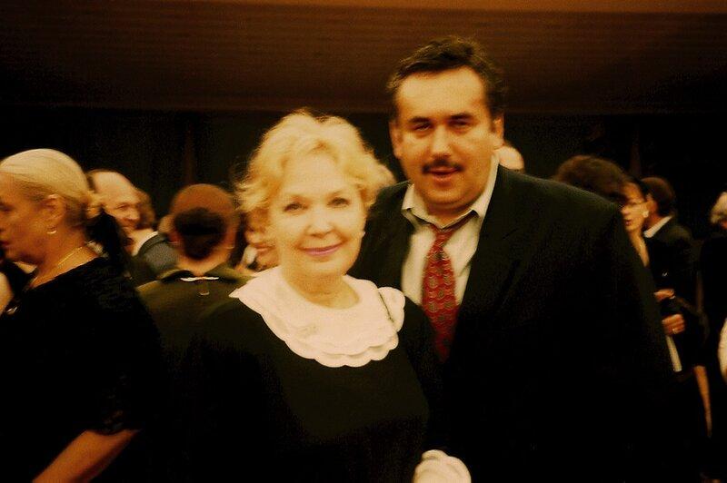 Ирина Скобцева и Стас Садальский.