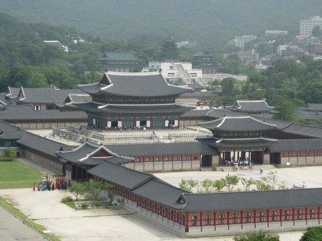 Дворец Кёнбоккун