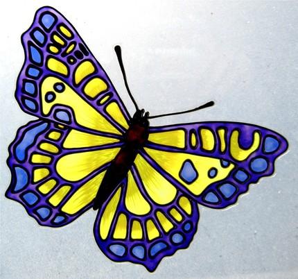 Серия сообщений.  Бабочки.